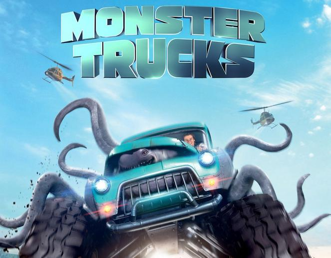 Monster Trucks Film Chapel Hill Public Library