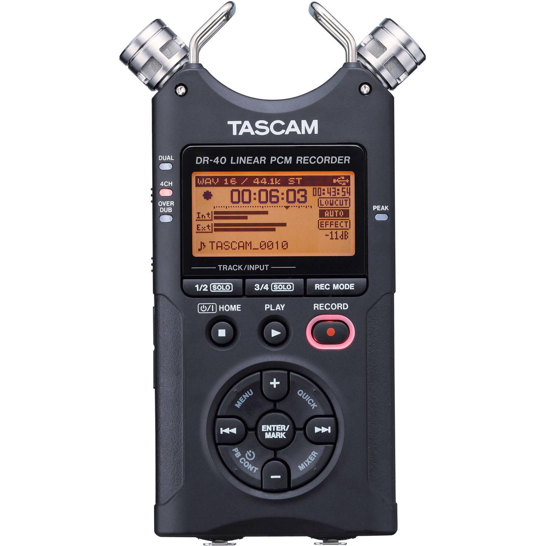 Media Lab Audio Recorder