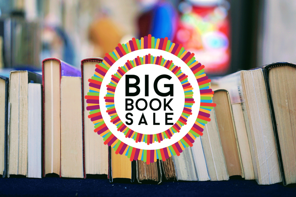 Friends of Chapel Hill Public Library Big Book Sale